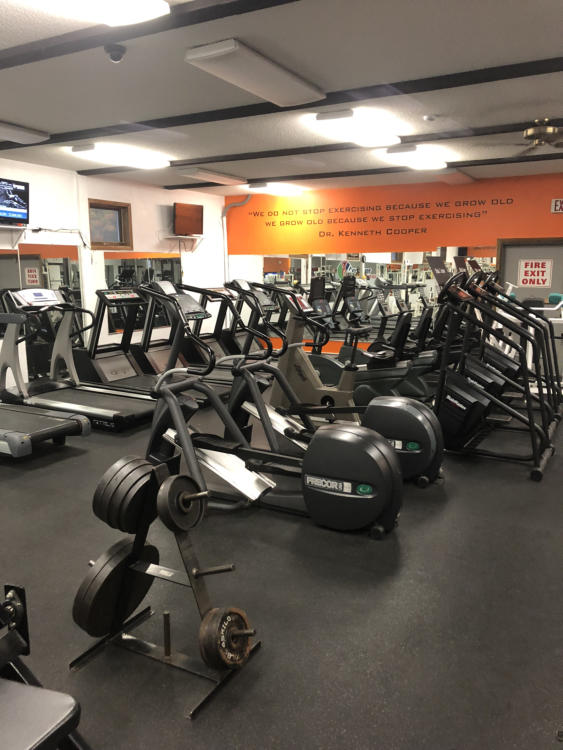 Affordable Personal Trainer and Affordable Gym Membership Aurora, Wisconsin